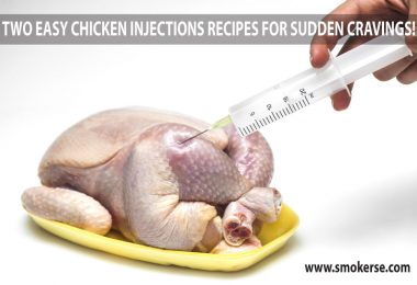 Two Easy Chicken Injections Recipes for Sudden Cravings!