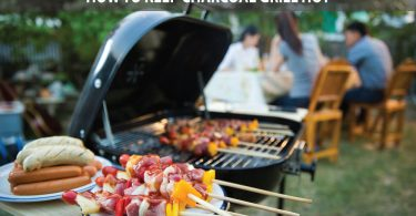 How to Keep Charcoal Grill Hot?