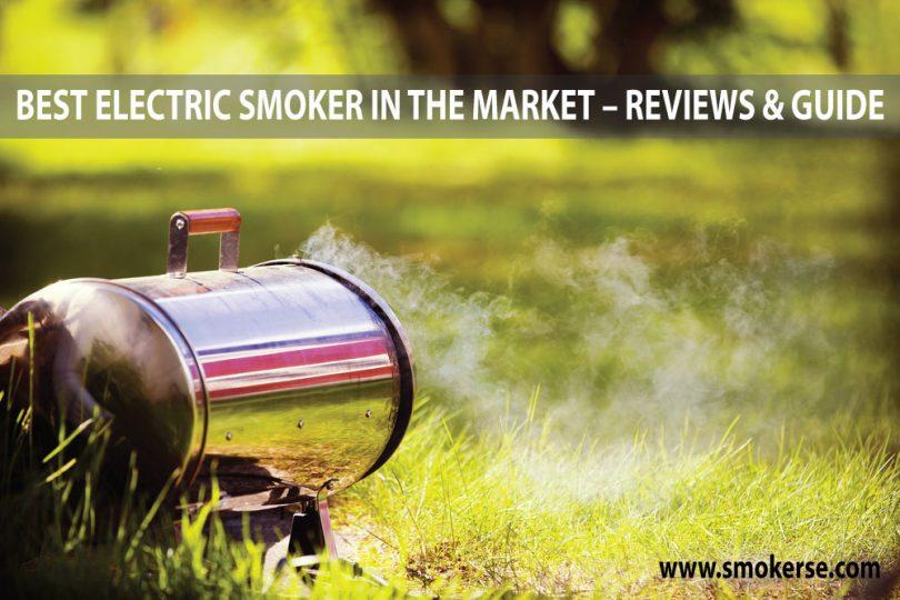 BEST ELECTRIC SMOKER