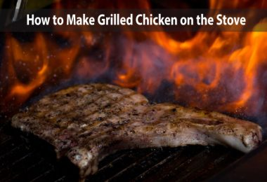How to Make Grilled Chicken on the Stove